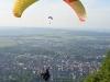 Gleitschirmflieger über Goslar -  Foto: goslar marketing gmbh, fotograf stefan schiefer