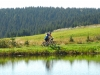 Mountainbike im Harzvorland