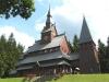Nordische Stabkirche Hahnenklee